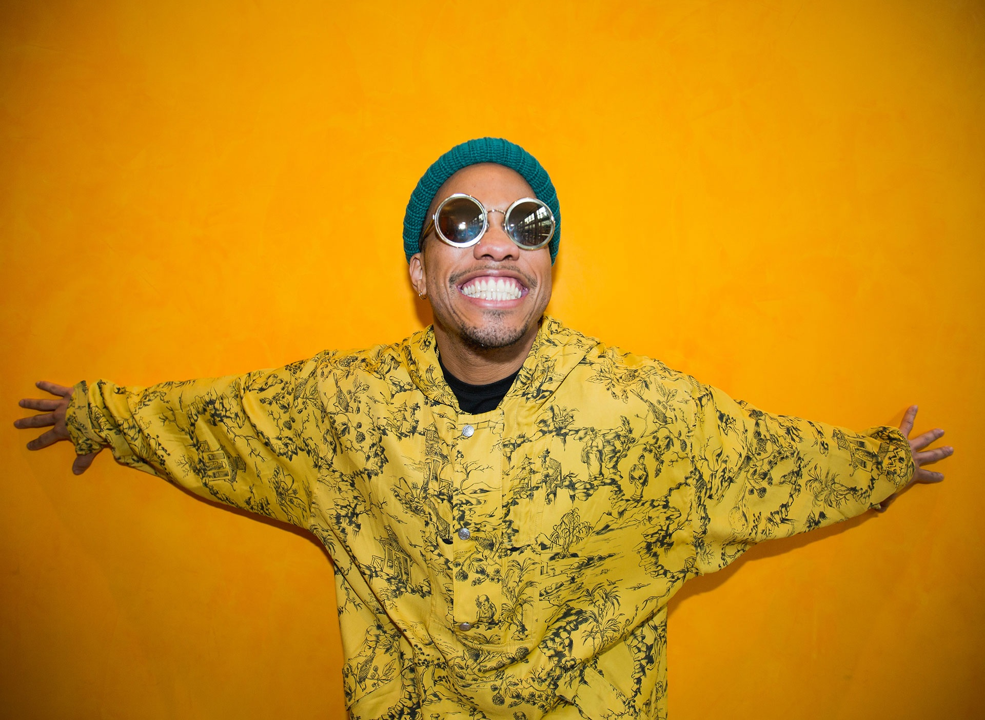 Photo Courtesy of Anderson .Paak