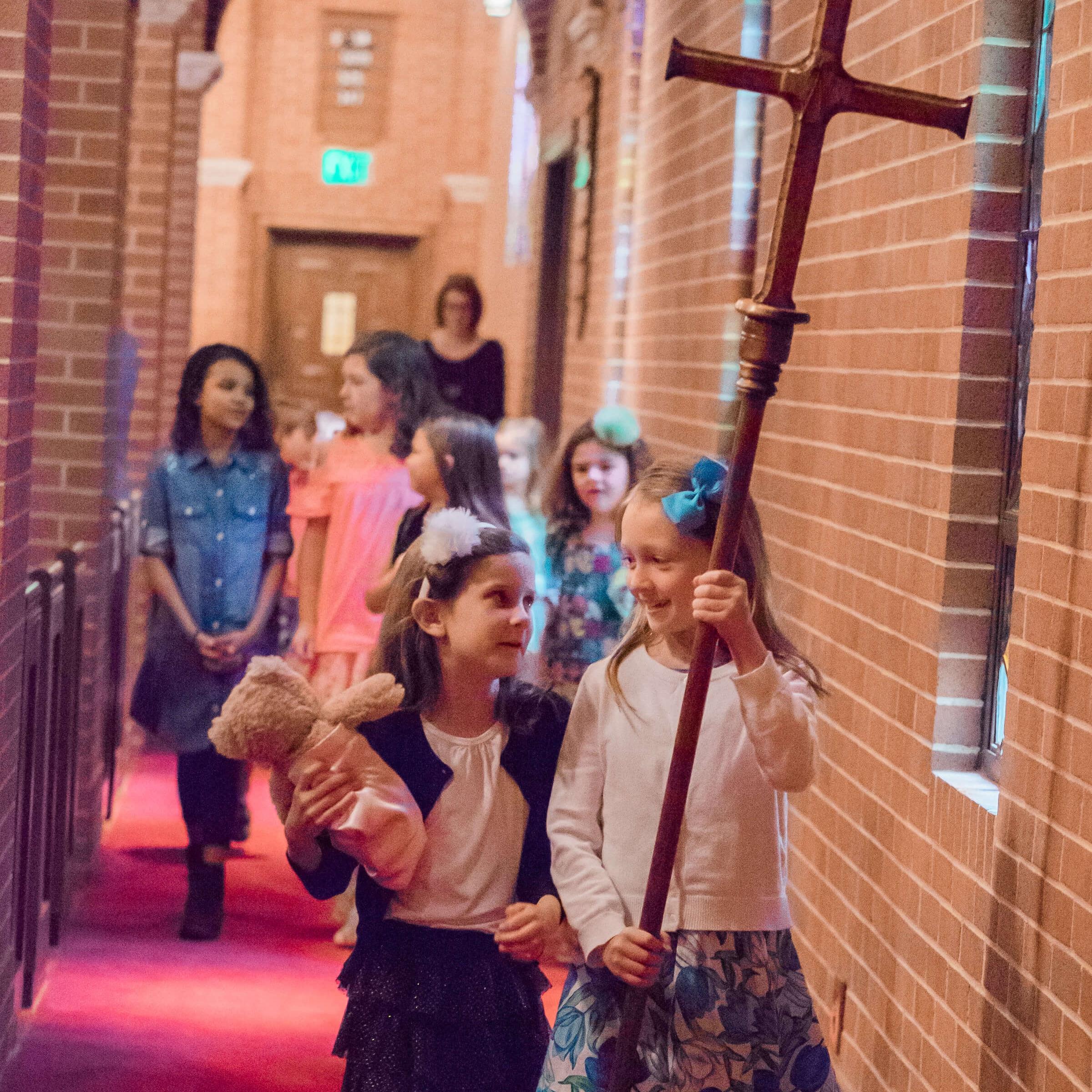 children procession inside RH.jpg