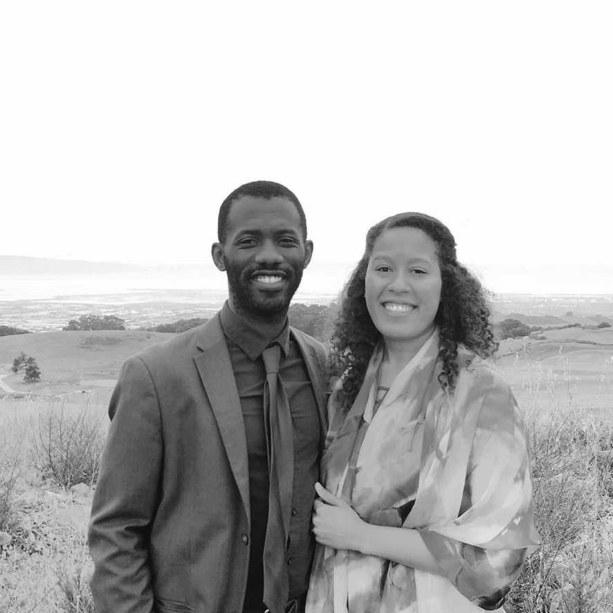 Will Tarpeh & Rachel Terrell-Perica,  Core Leaders
