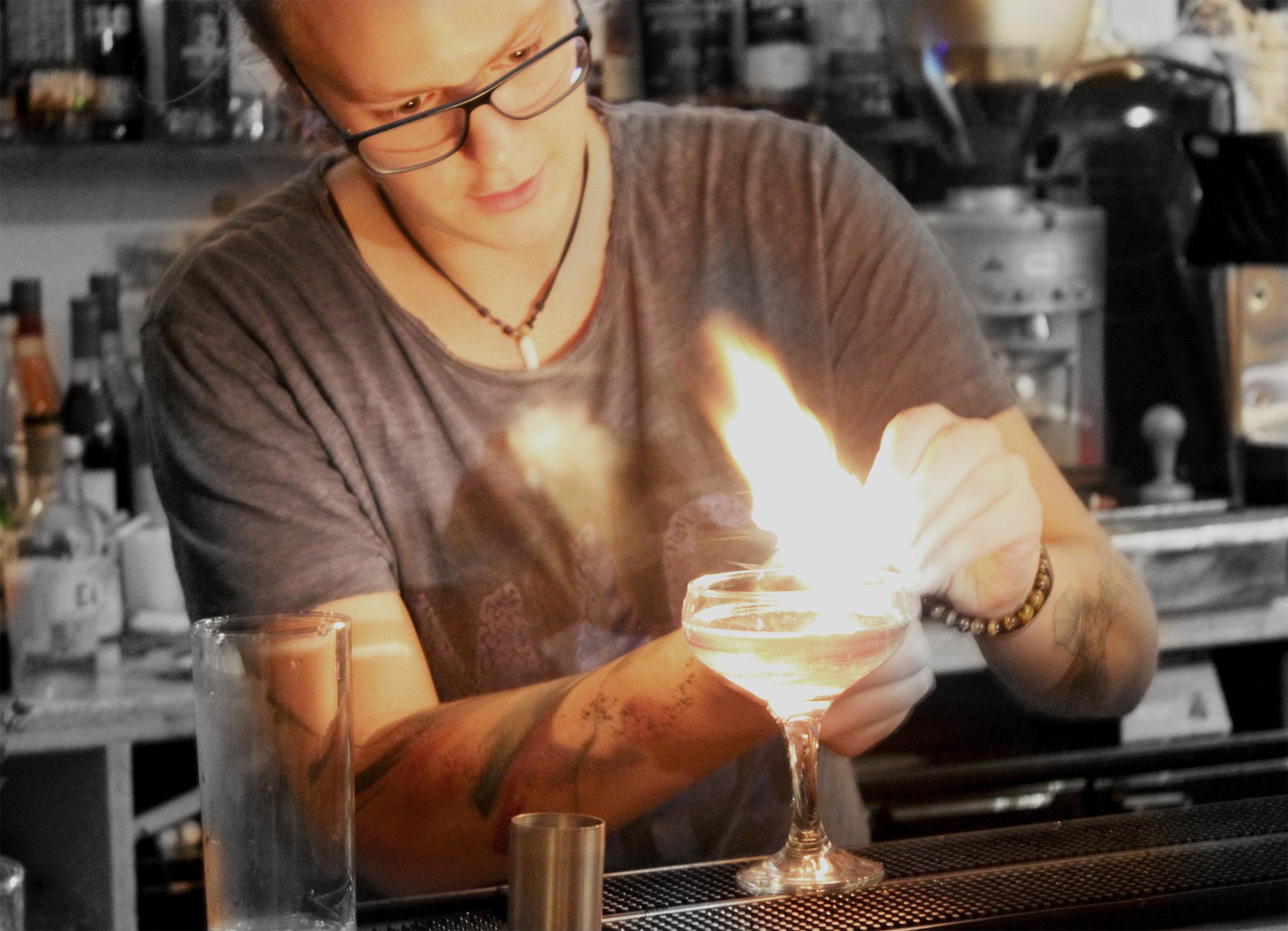The Rosehip Bar - Over 200 malt whiskiesScottish craft beers and spiritsCarefully selected wine list