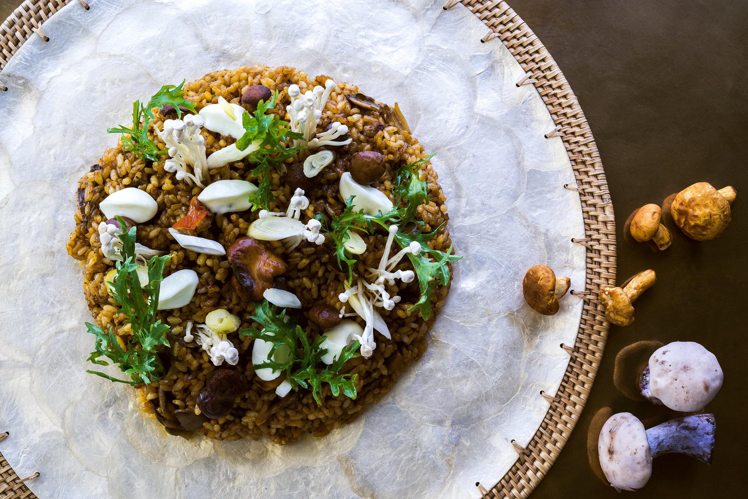 Pao_Wild Mushroom Rice_Photo by Juan Fernando Ayora.jpg