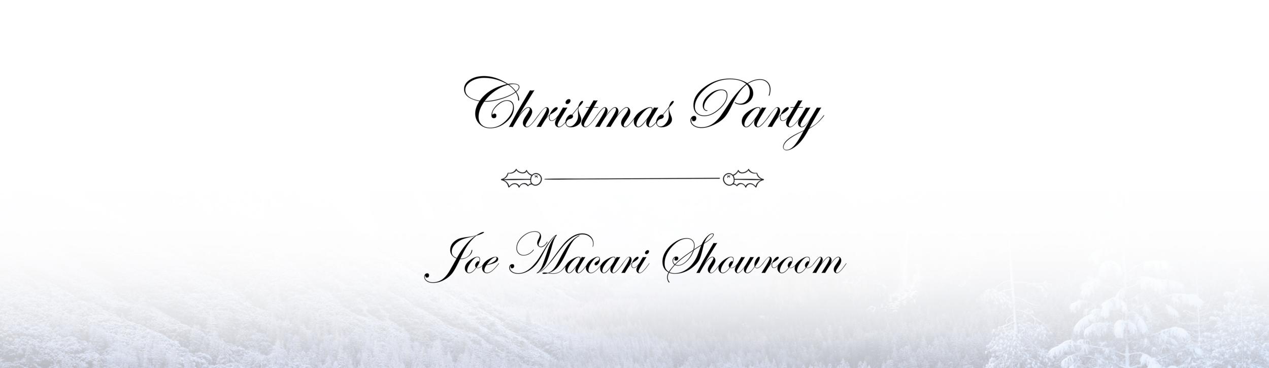 Christmas Party - Joe Macari.png