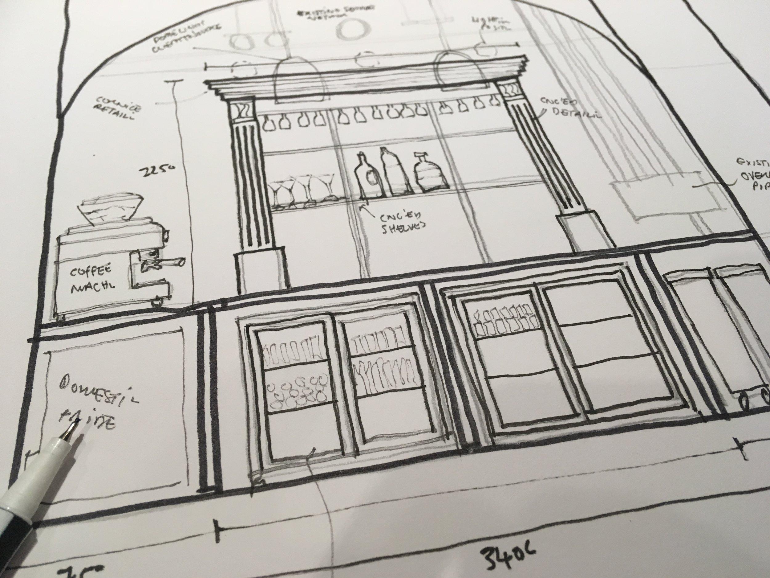 The Paint Room Bar - Somerset House x Makerversity