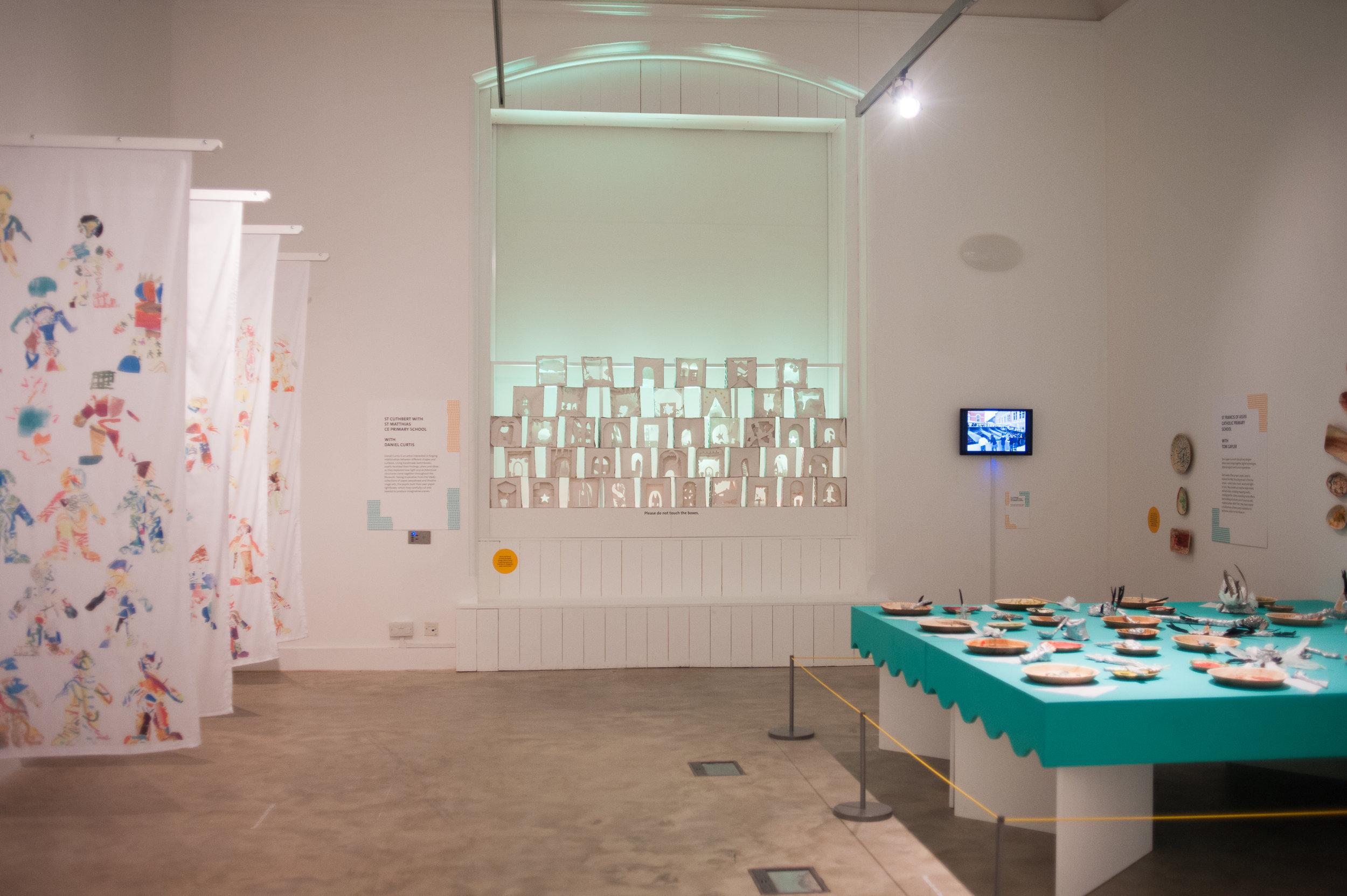 Door to Design Exhibition - The Victoria and albert museum