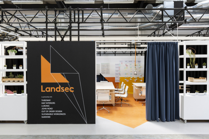 Landsec Lab - Thirdway Architecture / Landsec