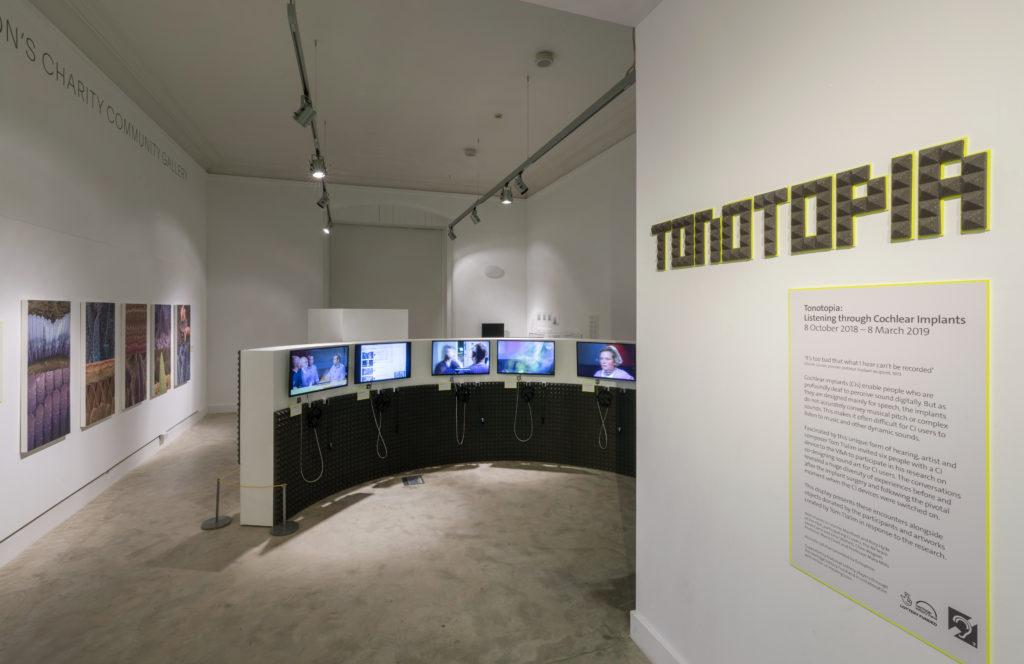 Tonotopia Exhibition - THE VICTORIA AND ALBERT MUSEuM