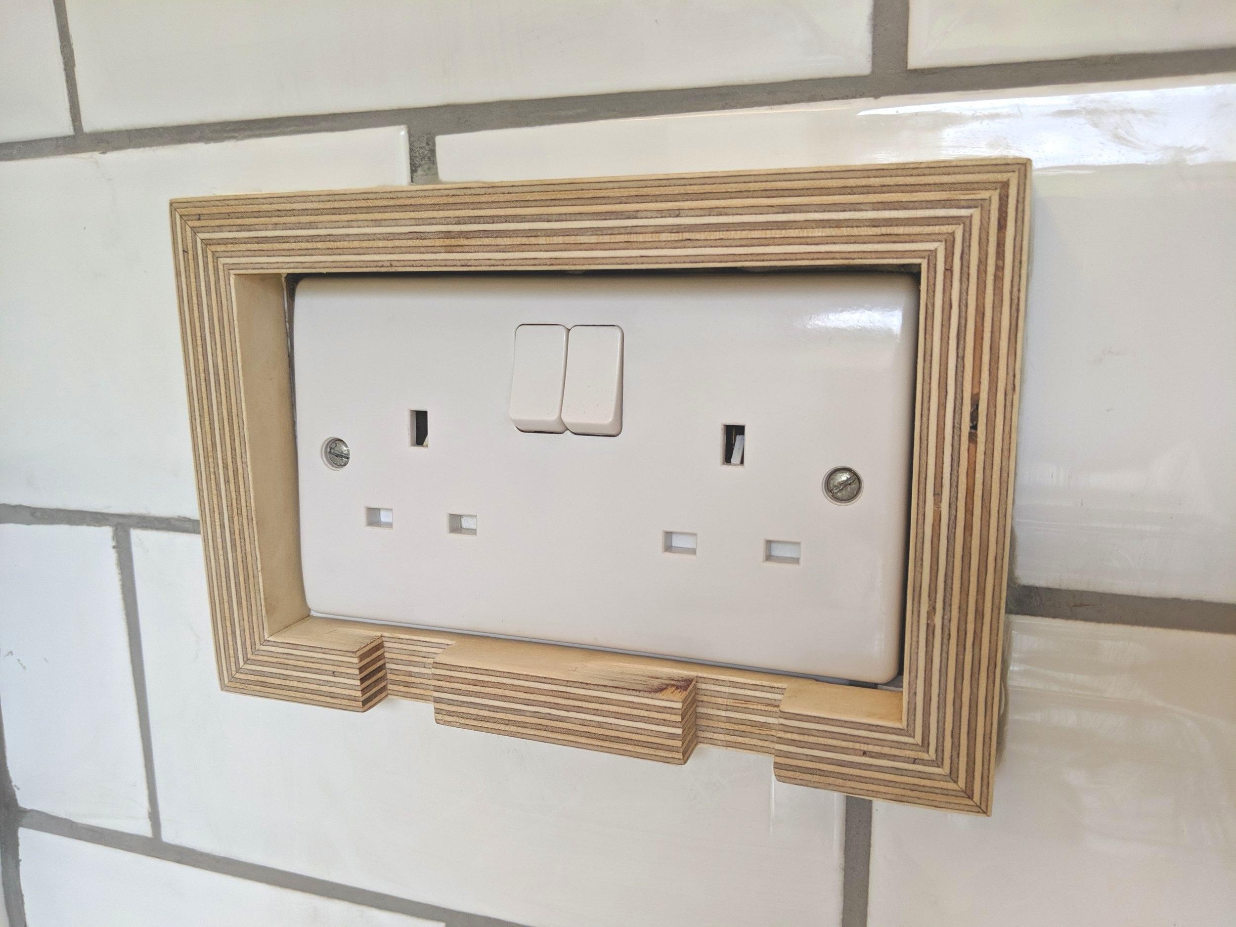 OOOD van plug detail