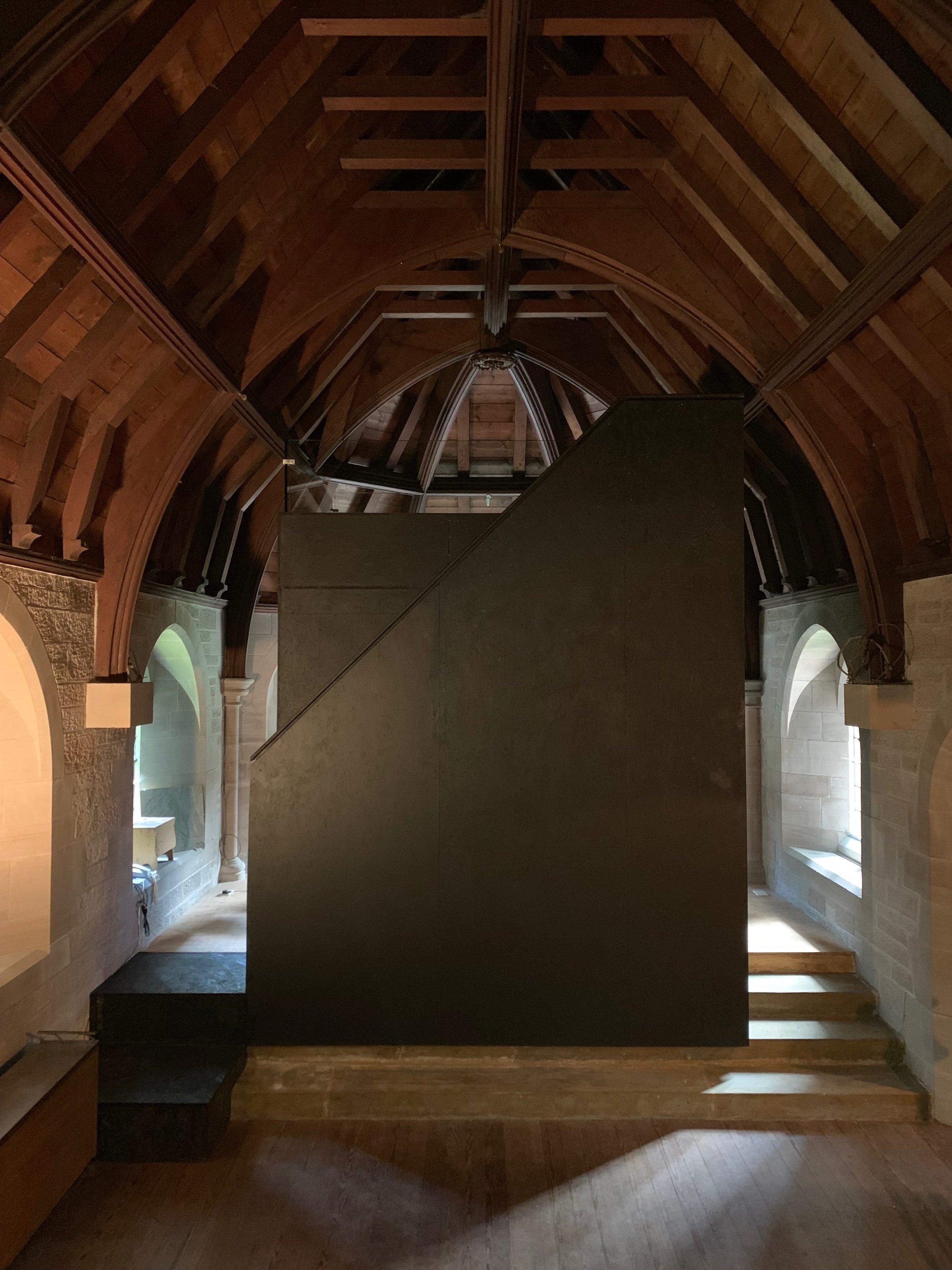 Chapel Cottage  - Prefab, freestanding mezzanine pod
