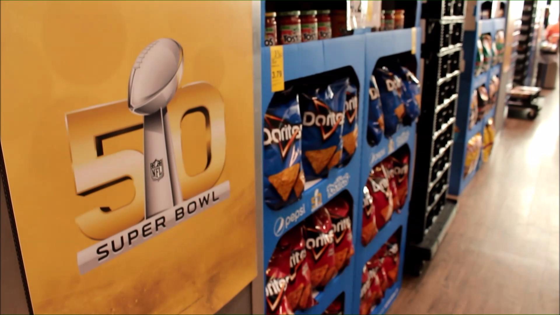 Walgreens - 2016 Pepsi Super Bowl 50