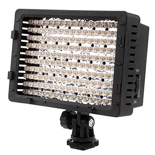 Dimmable LED Video Light - NEEWER 160 LED CN-160