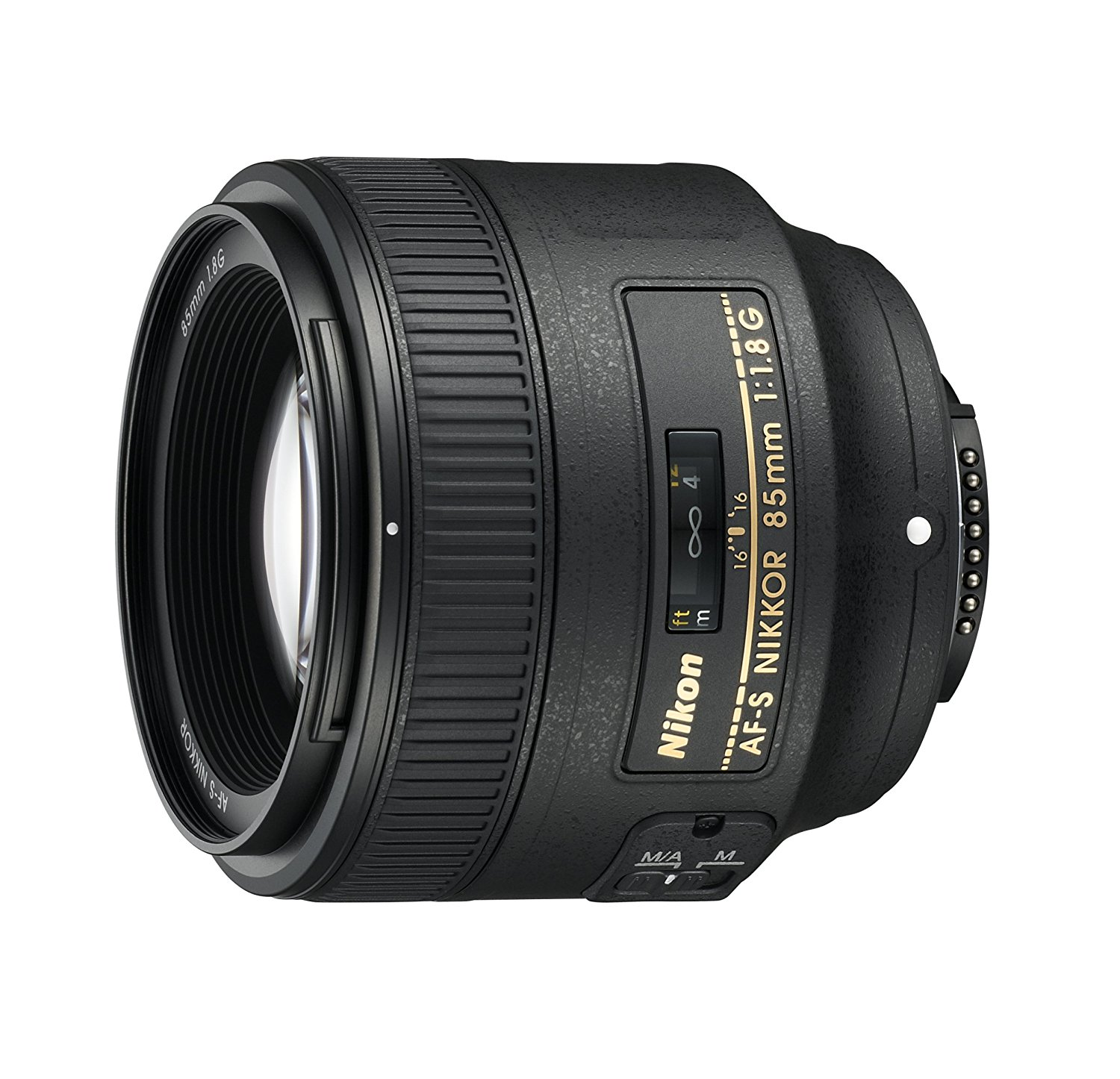85mm Lens - Nikon AF S NIKKOR 85mm f/1.8G Fixed Lens with Auto Focus for Nikon DSLR Cameras