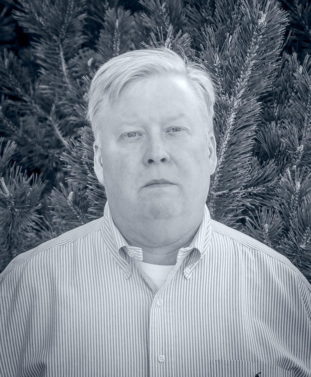 Roy Moorefield, CFO