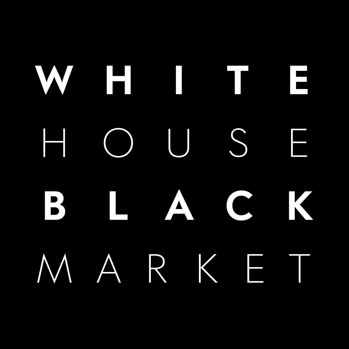 White House Black Market | Miscellaneous Collateral -