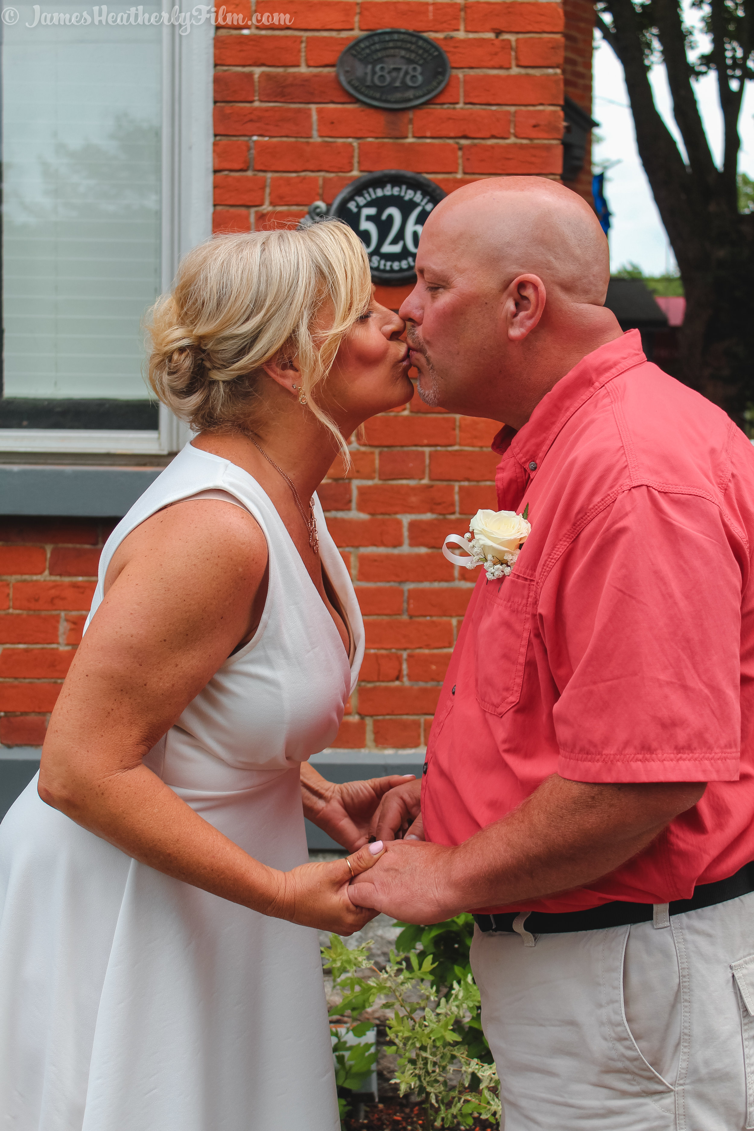 Bev and Jesse married on June 1st, 2018