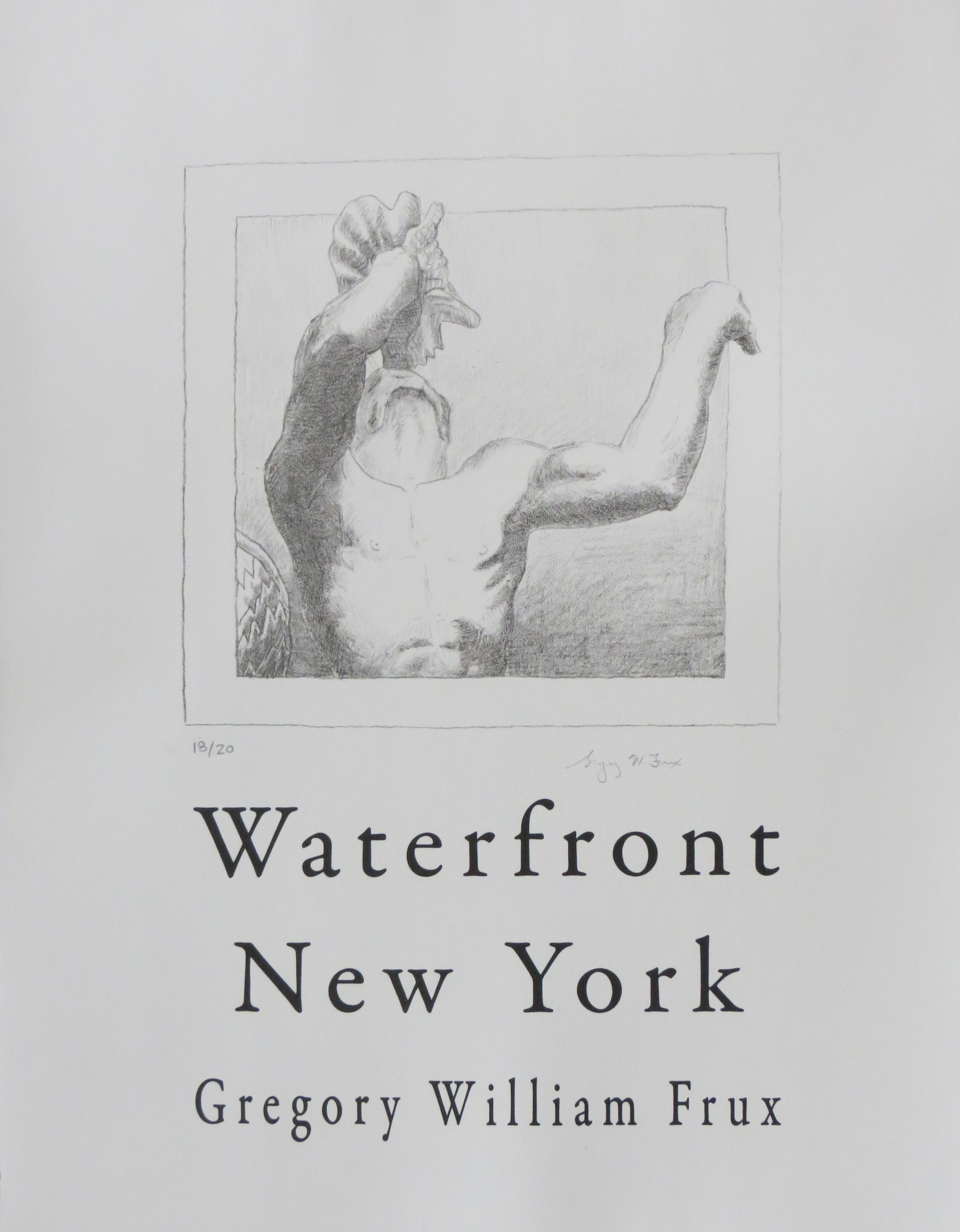 Waterfront New York Cover