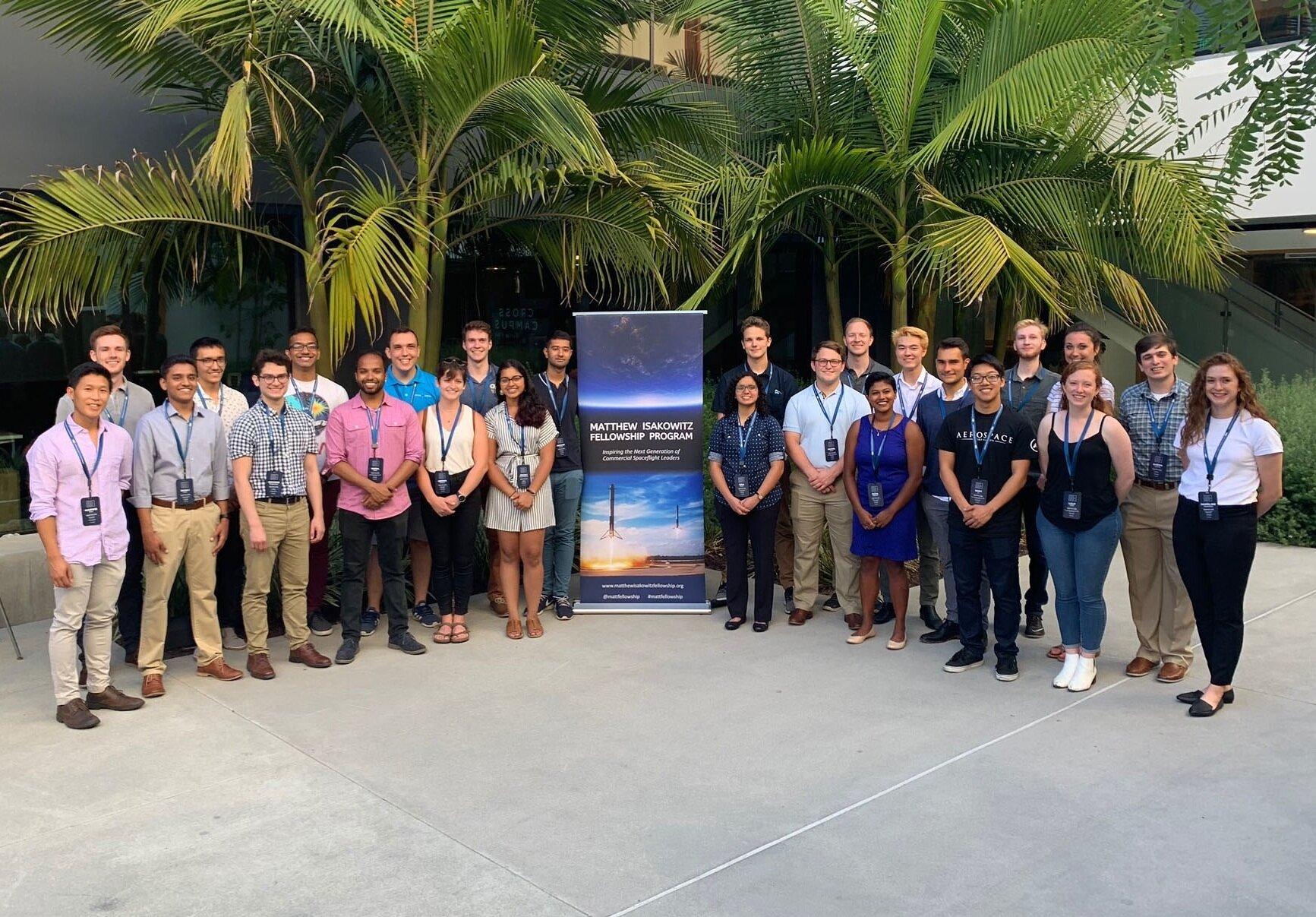 2019 Class of Matthew Isakowitz Fellows
