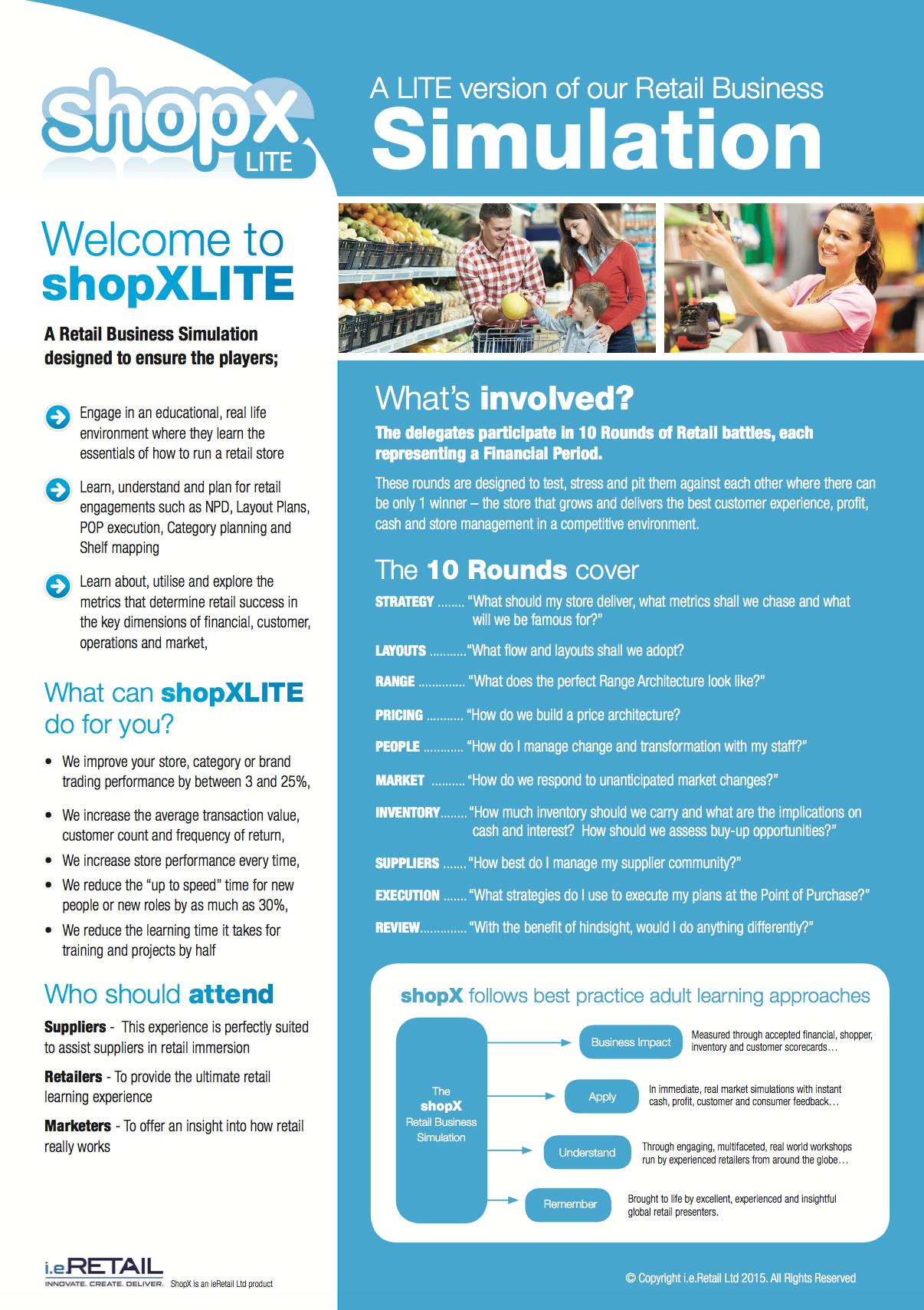 ShopX Lite