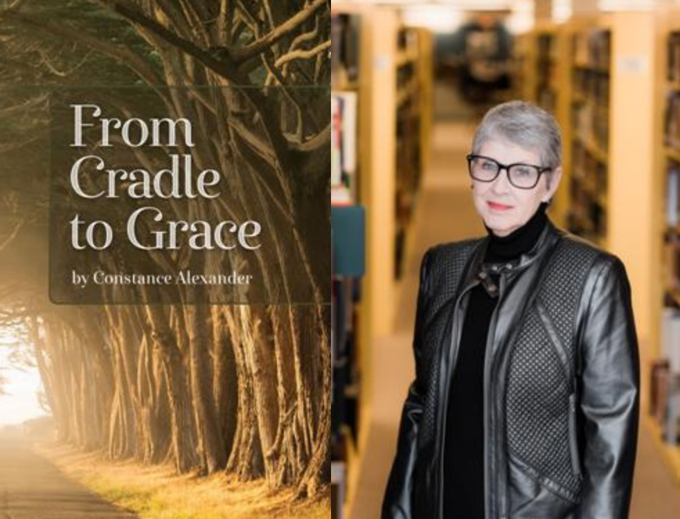 """From Cradle to Grace     is an upcoming chapbook of poems about women and care giving and is in the pre-order phase from Finishing Line Press. The book will ship August 10, and pre-orders determine the initial press run. Order online at    www.finishinglinepress.com.   Click on Preorder Forthcoming Titles or Bookstore, put in my name (Constance Alexander), and voila!     """"I love this little book. These poems are startling, profound, and enlightening. They give me the shivers, they're so plain and direct--not dressed up. This exactness makes thrilling poetry, stuff that might be hard to bear if it weren't so funny. And true.""""     Bobbie Ann Mason, Author  In Country  and  The Girl in the Blue Beret"""