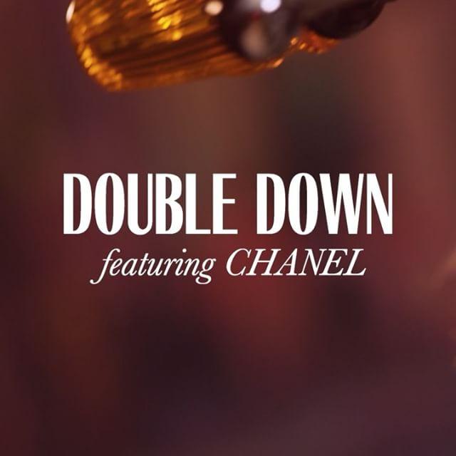 My going somewhere is on this short movie now for @voguegirljapan x @chanelofficial 😌  今度はわたしのゴーイングサムウェアという曲が#ヴォーグガール x #シャネル のファッションビデオに使用されました❣️#サウンドクラウド とか#スポティファイ にもあるから是非聞いてね🎧 #voguegirl #chanel #doubledown  #歌 🎥@akinoriito_i 👘 @ayakaendo 💄 @akiko25 👱♀️ @kikoarai 💆♀️ @kenichiforsenseofhumour 📝 @riekuroiwa @yuki_moro @voguegirljapan