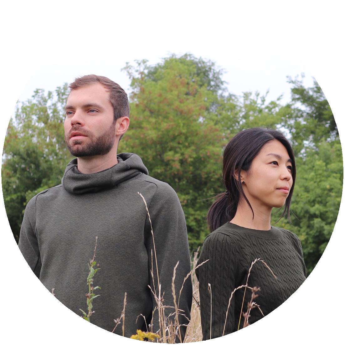 AYAKO ARATANI + EVAN FAY   Aratani · Fay