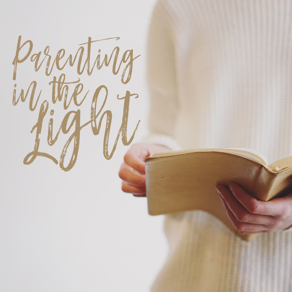 5 Daily Steps for Parenting in the Light | www.wendyspeake.com