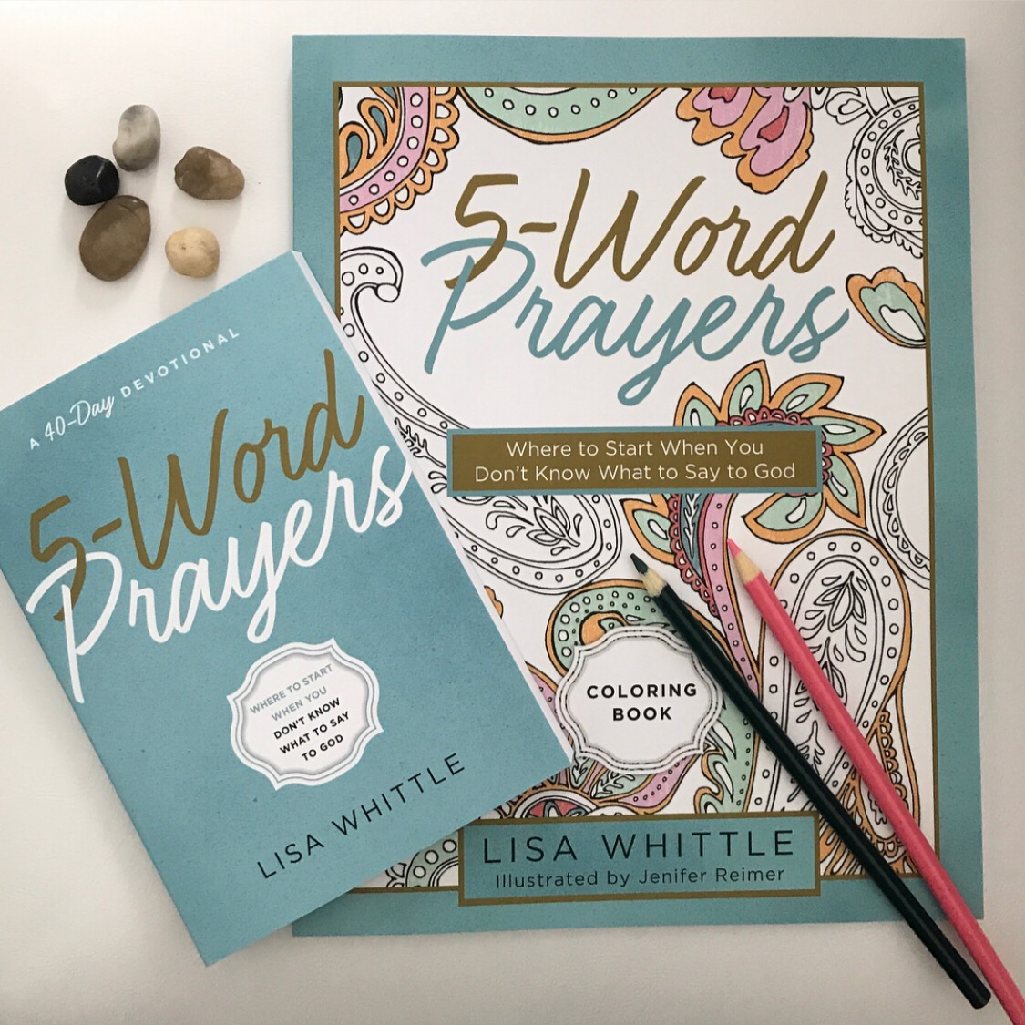5-Word Prayers: Where to Start When You Don't Know What to Say to God