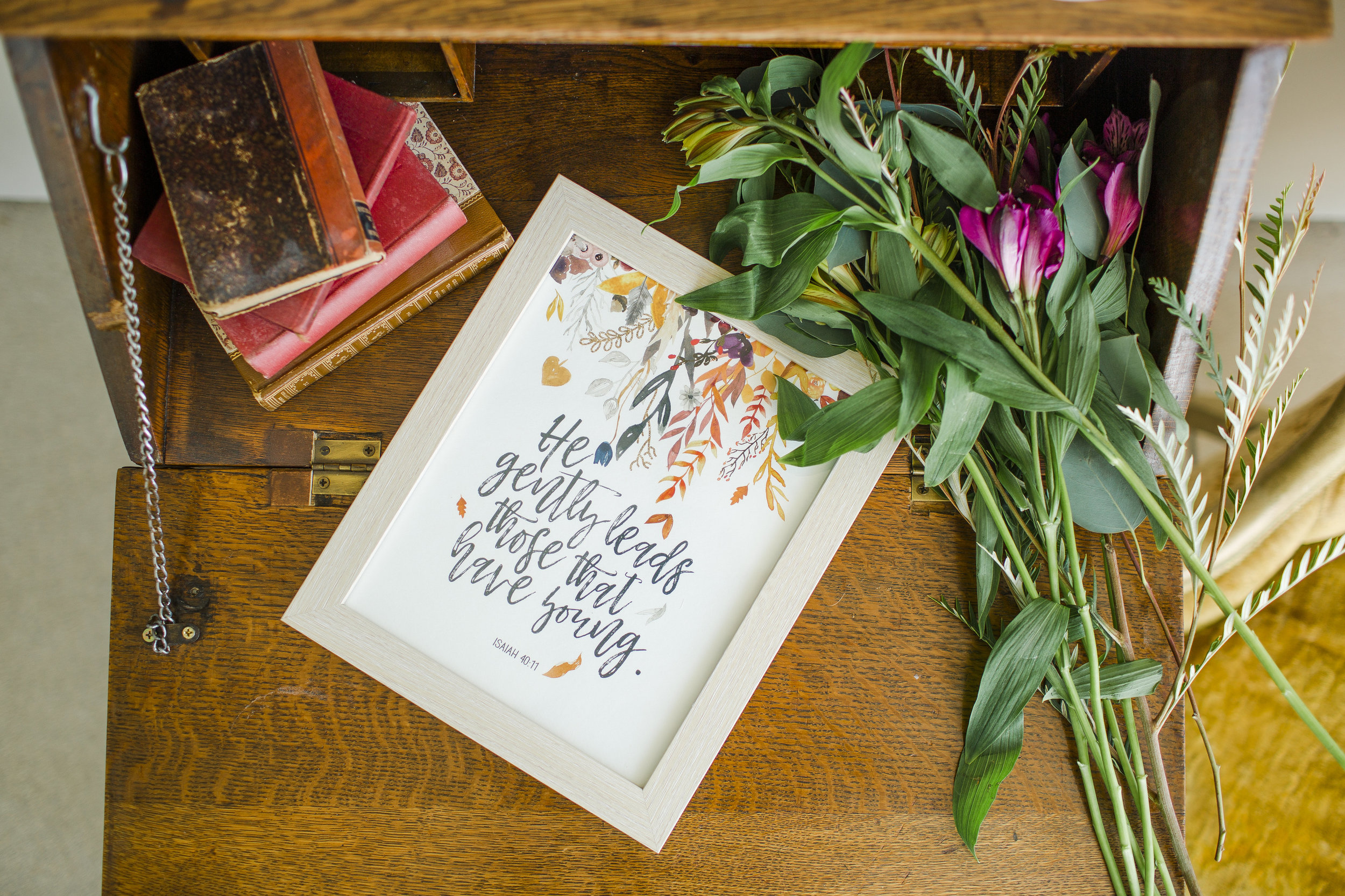 Hiding Scripture in Your Heart and Home — Free Prints for Autumn | www.wendyspeake.com