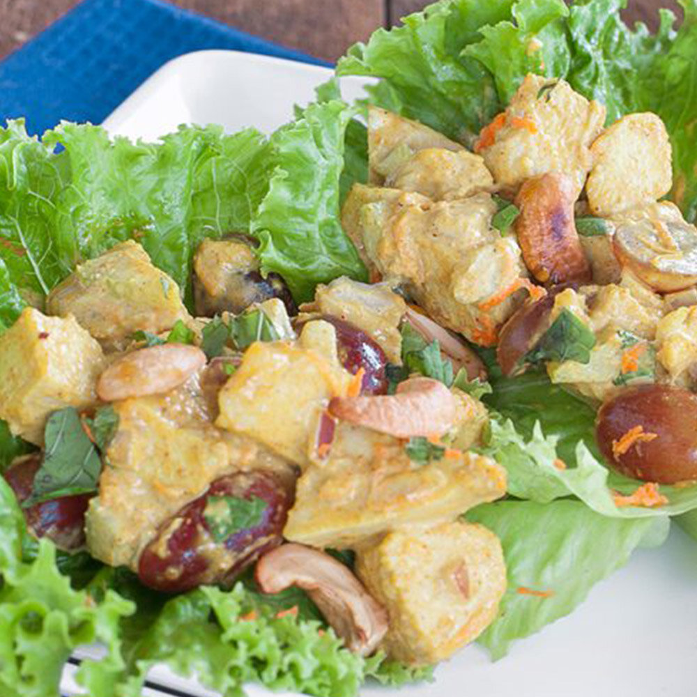 Curry Chicken Salad -