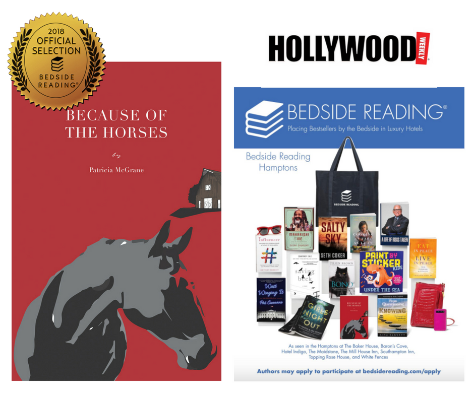 Because of the Horses - Hollywood Weekly July .png