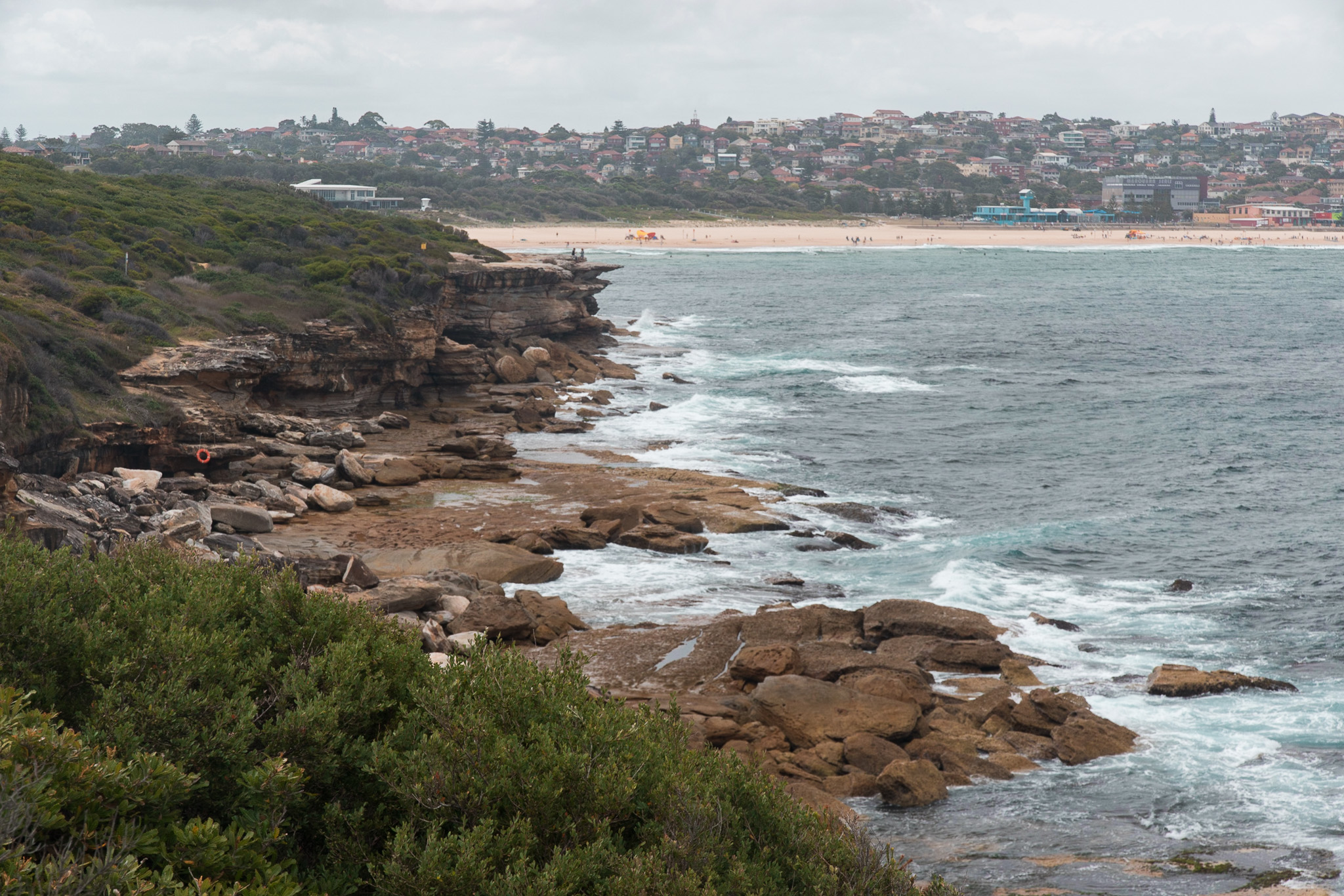 maroubra beach in eastern sydney