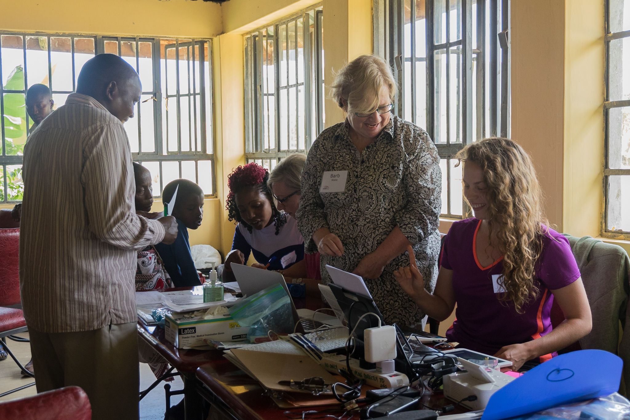 medical clinic operating in kenya