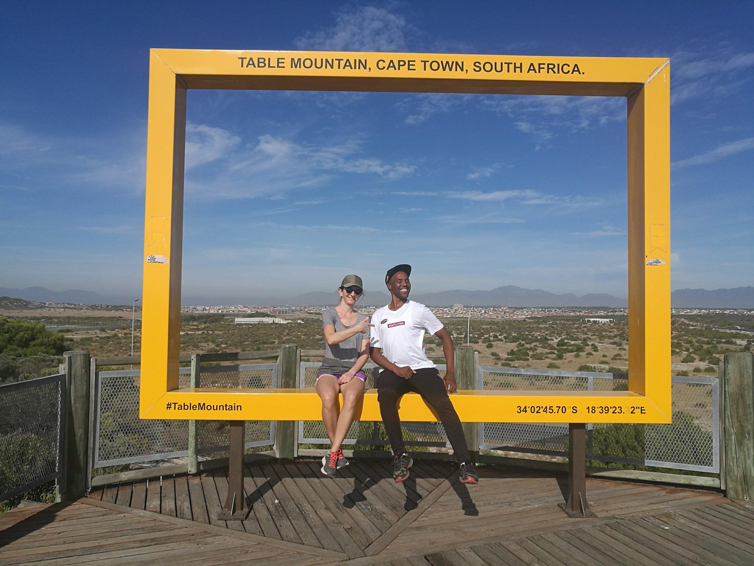 khayelitsha township viewpoint