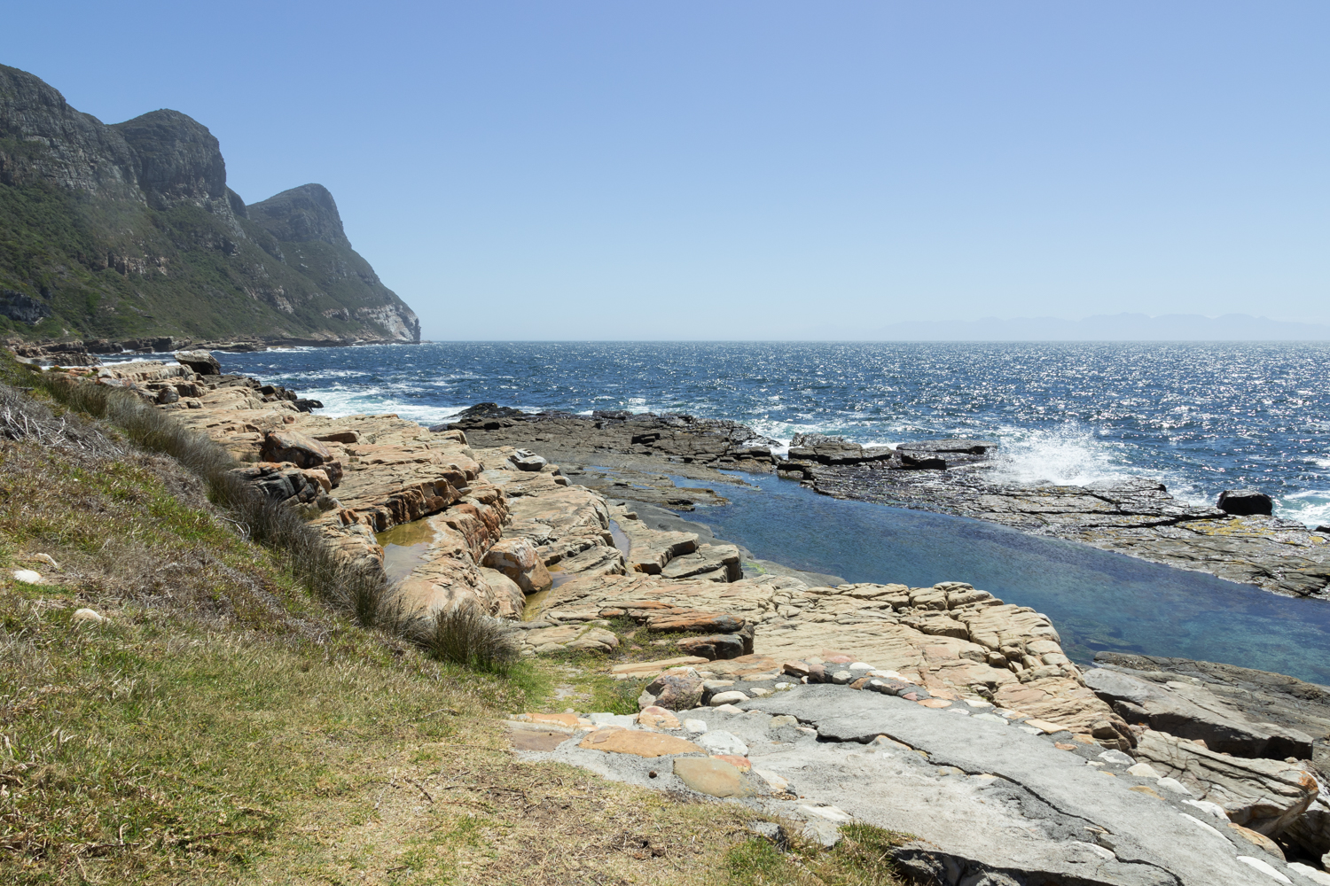 cape point rock pool