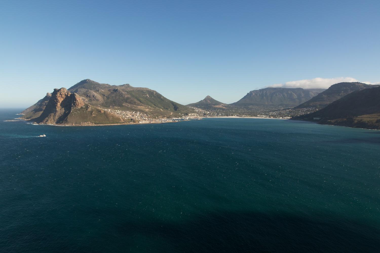 chapman's peak lookout south africa