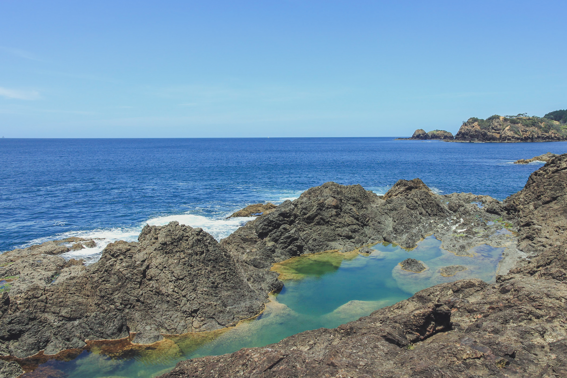 mermaid rock pools