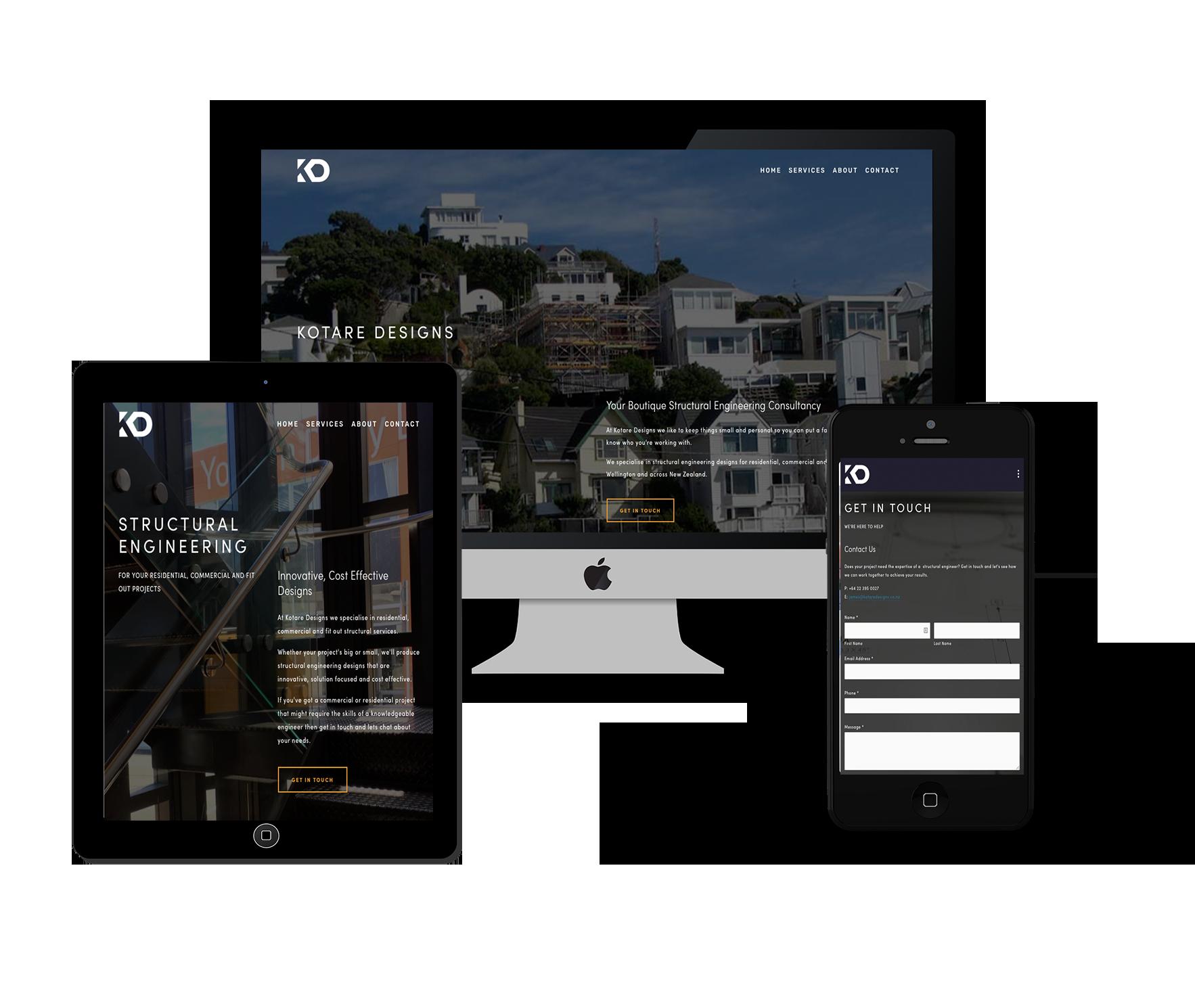 Kotare Designs website.png