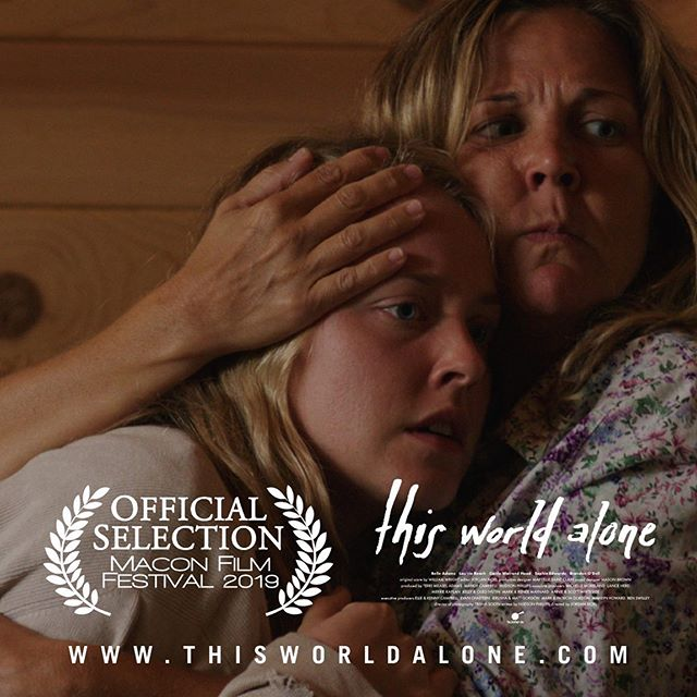 So thrilled to be a part of @maconfilmfestival this year!!! Check out our website (IN BIO) for details! . . . . . #maconfilmfestival #thisworldalone #thisworldalonefilm #indiefilm #seedandspark #featurefilm #filmmaking #filmmakers #supportindiefilm #independentfilm #atlantafilm