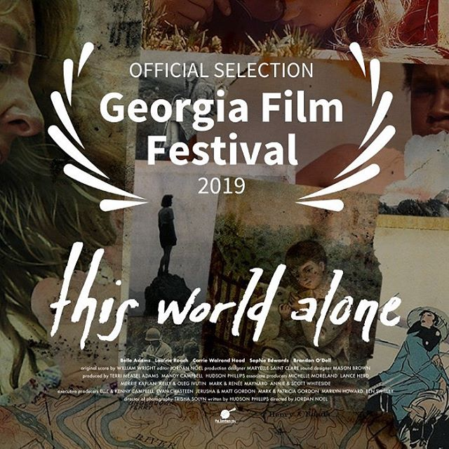 "We are very excited to be screening This World Alone at @georgiafilmfestival at the alma-mater of some of our crew! Not only will we be screening there, but we'll be joined by #reckoningfilm - who we consider our ""sister film"" as they also filmed in Hiawassee, Ga with some of our same crew! Check out our website for details on how you can experience an onslaught of GA film in one weekend! ThisWorldAlone.com . . . . . #thisworldalone #thisworldalonefilm #indiefilm #featurefilm #filmmaking #filmmakers #supportindiefilm #independentfilm #atlantafilm #georgiafilmfestival #hiawasseega"