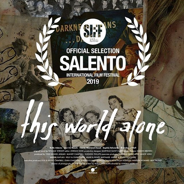 We're coming your way @salentofilmfestival!!! That's right, our international debut will be in a 350 year old CASTLE in Italy! Check out our website for details! ThisWorldAlone.com . . . . . #thisworldalone #thisworldalonefilm #indiefilm #featurefilm #filmmaking #filmmakers #supportindiefilm #independentfilm #atlantafilm #salentofilmfestival #salentointernationalfilmfestival