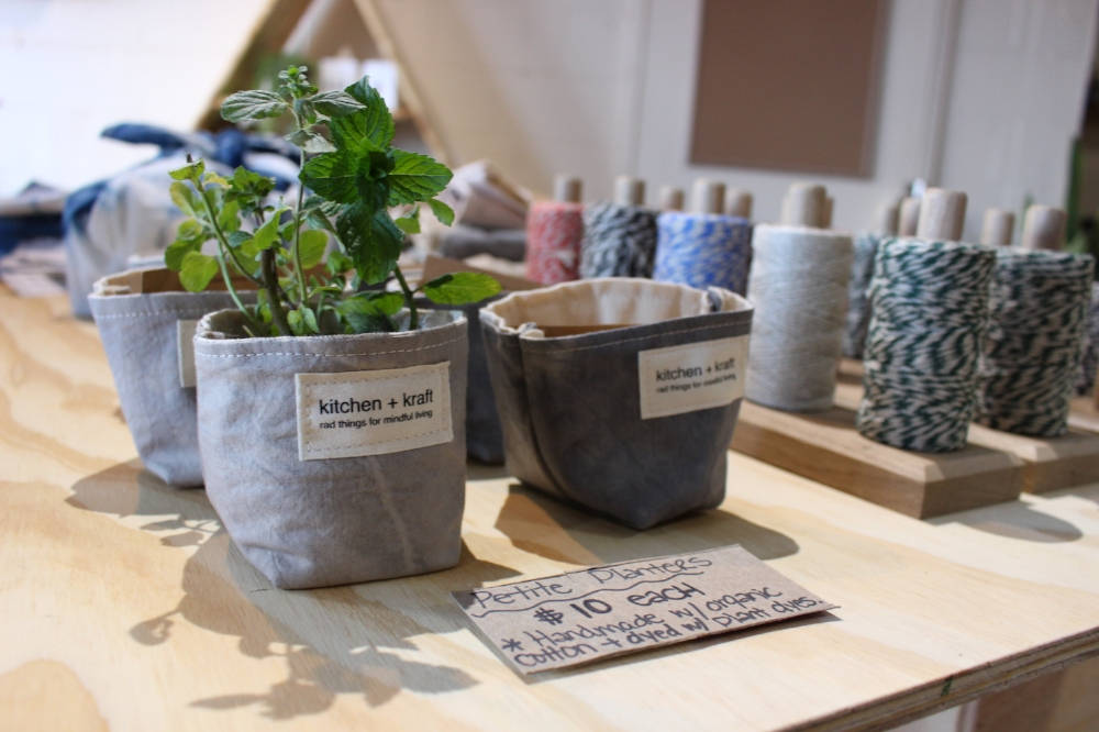 Just an example of some of the cute eco-friendly items!
