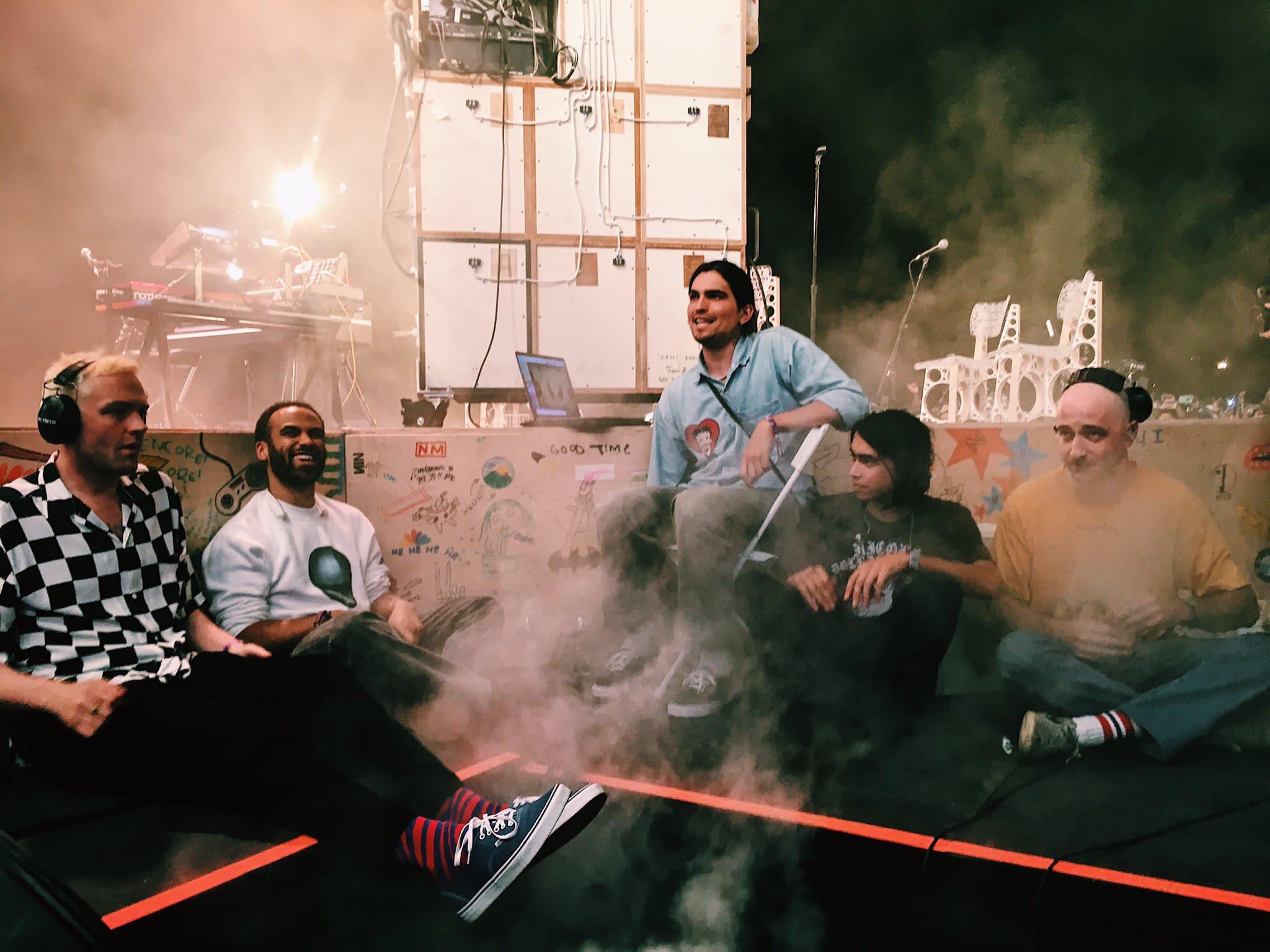 Frank Ocean Live Band 2017 Festivals