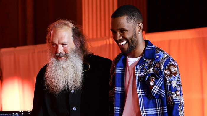 Rick Rubin Frank Ocean Spotify Legendary Genius Award