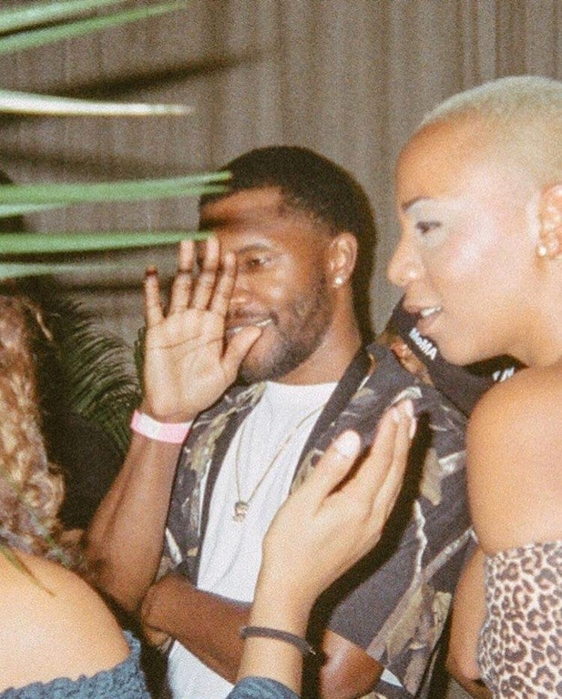 Frank Ocean Hypebeast 2017 hb100 party