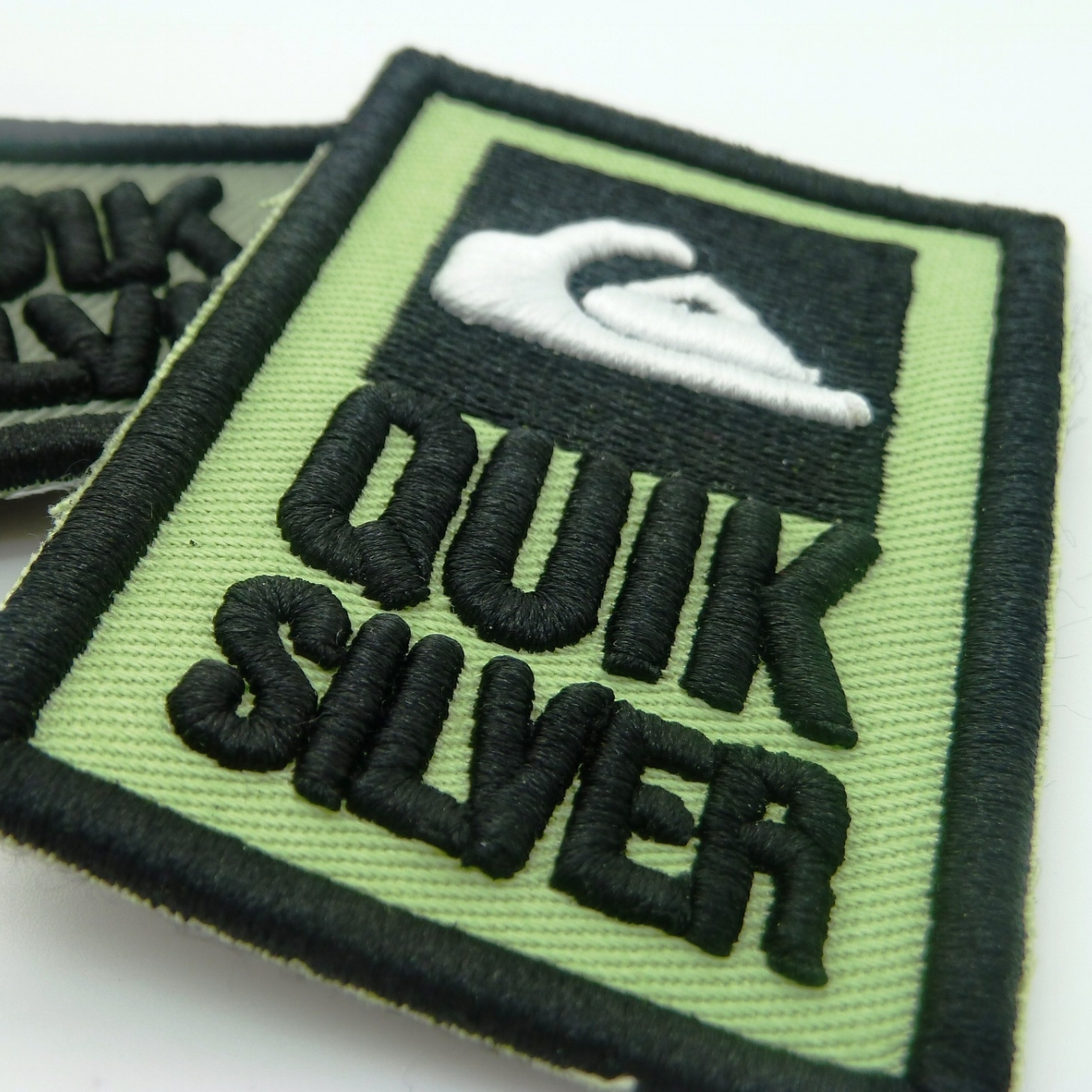 3D embroidery Patches, Emblems, Crests