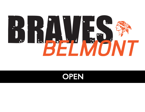 BELMONT WI SPIRITWEAR   Click here to shop for Belmont Braves & Staff Gear!