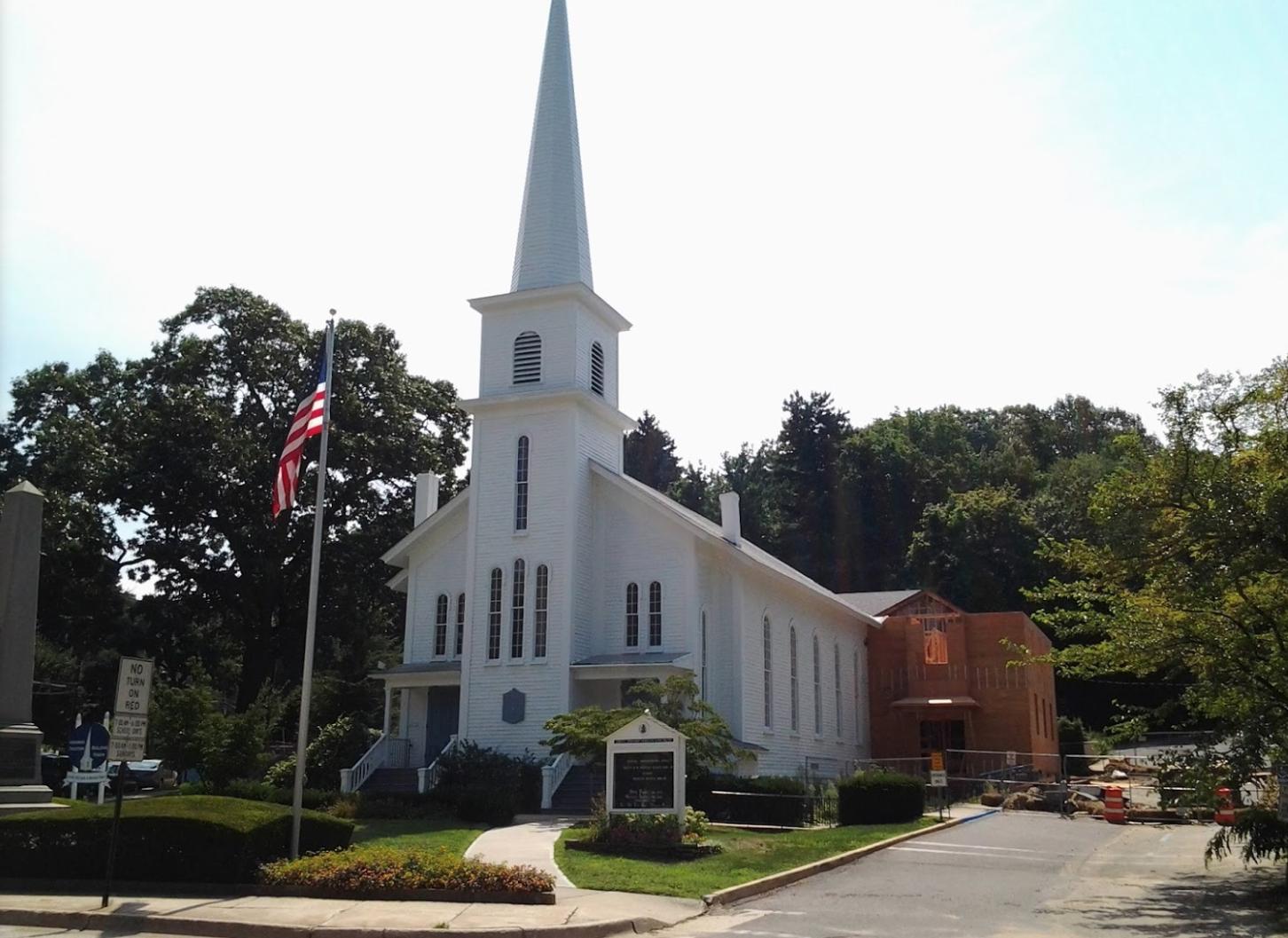NORTHPORT CHURCH