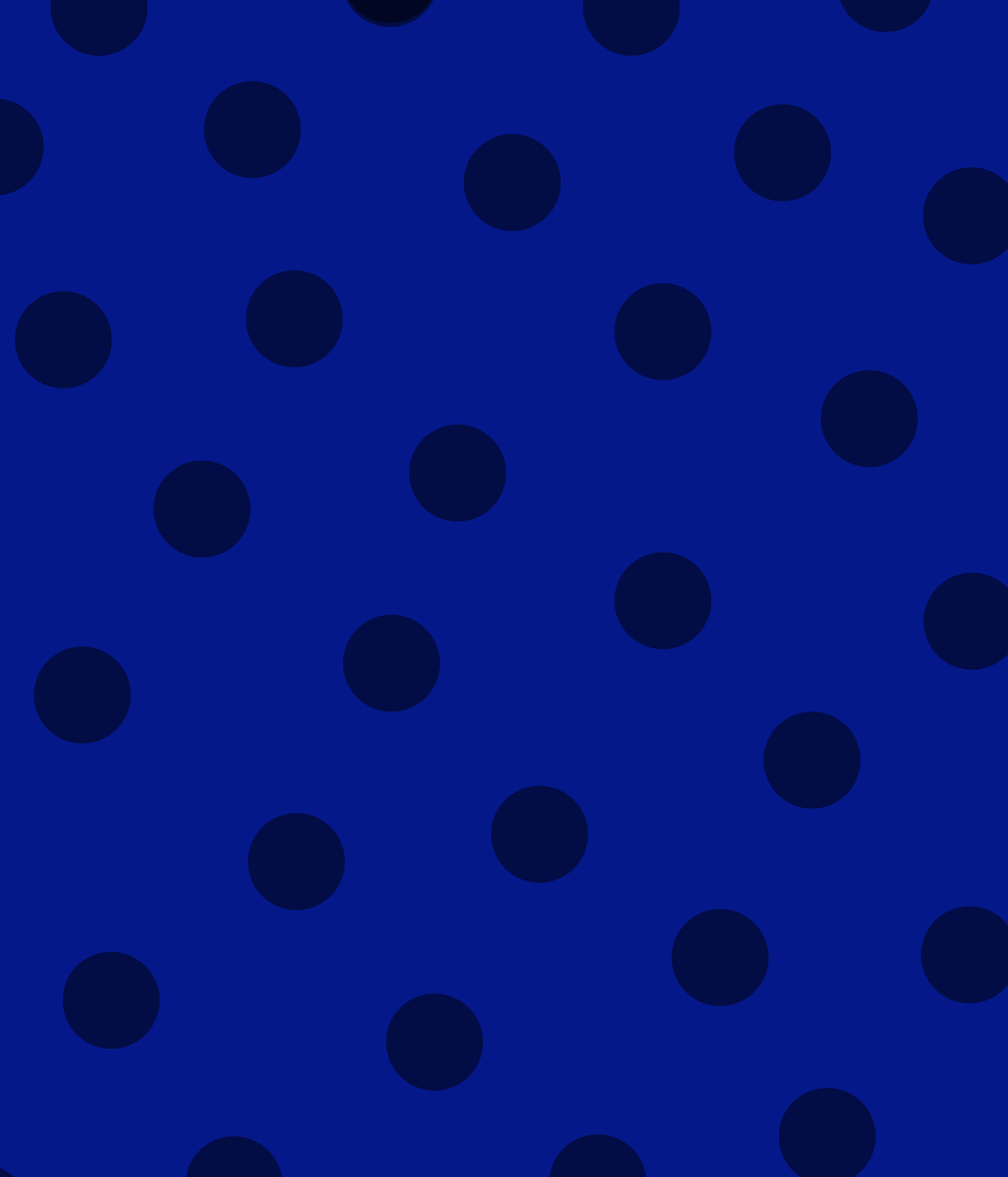 - After defining the wordmark and logomark, I created a supporting system of dots and dashes to be used in both print and animated assets.Inspired by morse code, these seamless patterns are designed to be bold, fun, and evoke movement.