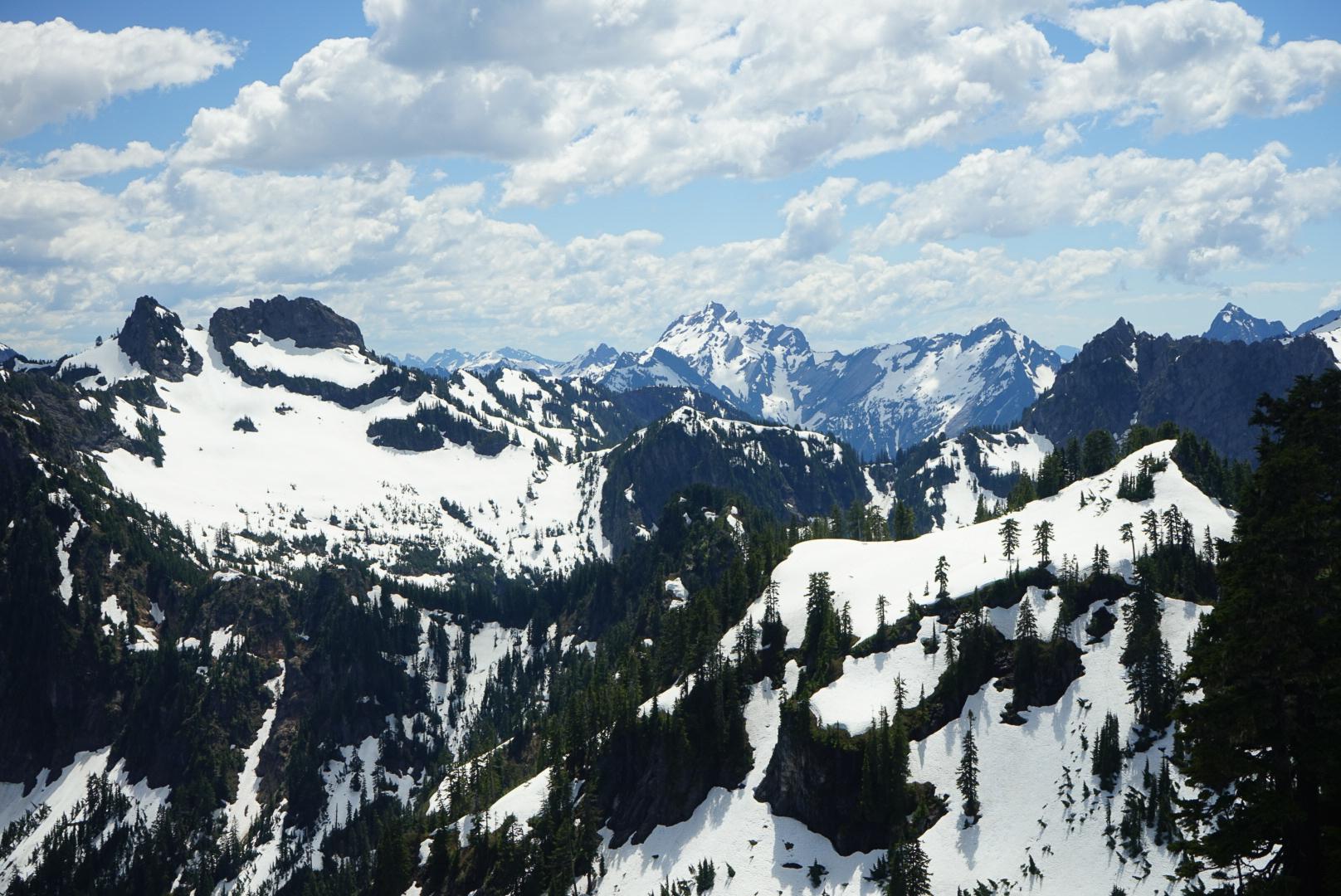 North Cascade Views