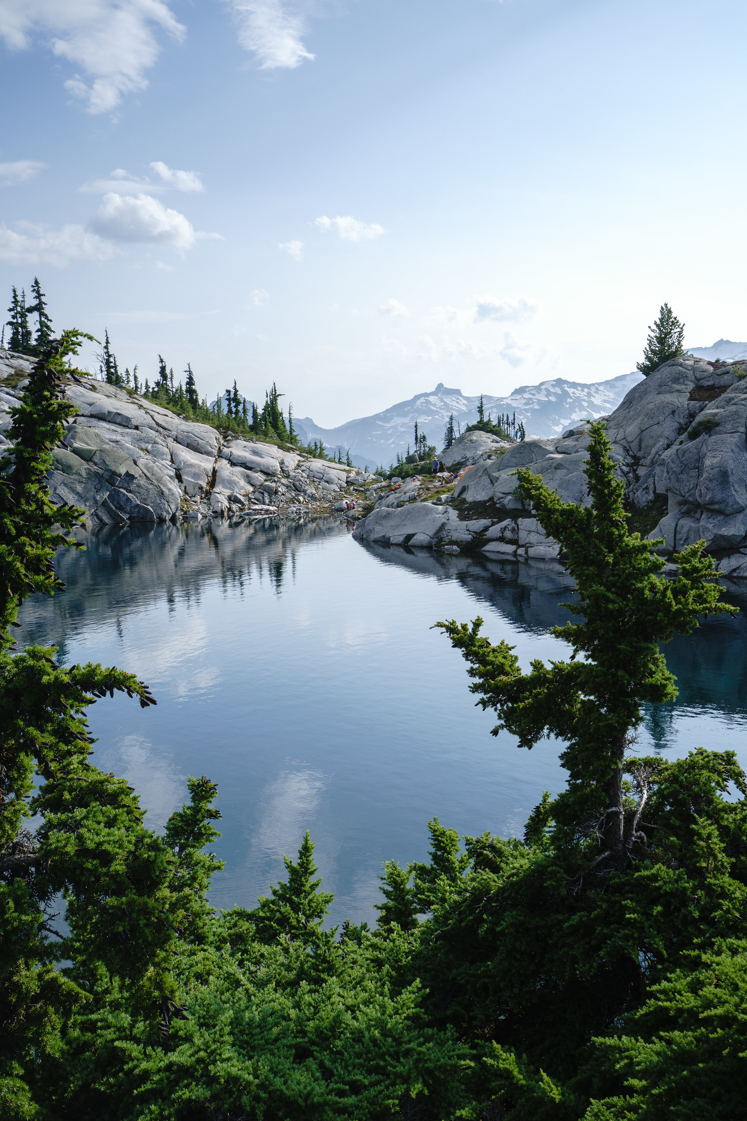 DATE HIKED: 7/27-29TOTAL DISTANCE:16TOTAL ASCENT:4,173DIFFICULTY:DIFFICULTREQUIRED PERMIT:ATTAINED AT TRAILHEADDOG FRIENDLY:DOGS ALLOWED: YES /ROUGH TRAIL + GOATS MAKE IT NOT SO DOG FRIENDLYLOCATION:ALPINE LAKES WILDERNESSRECREATION PASS:NORTHWEST FOREST PASS -
