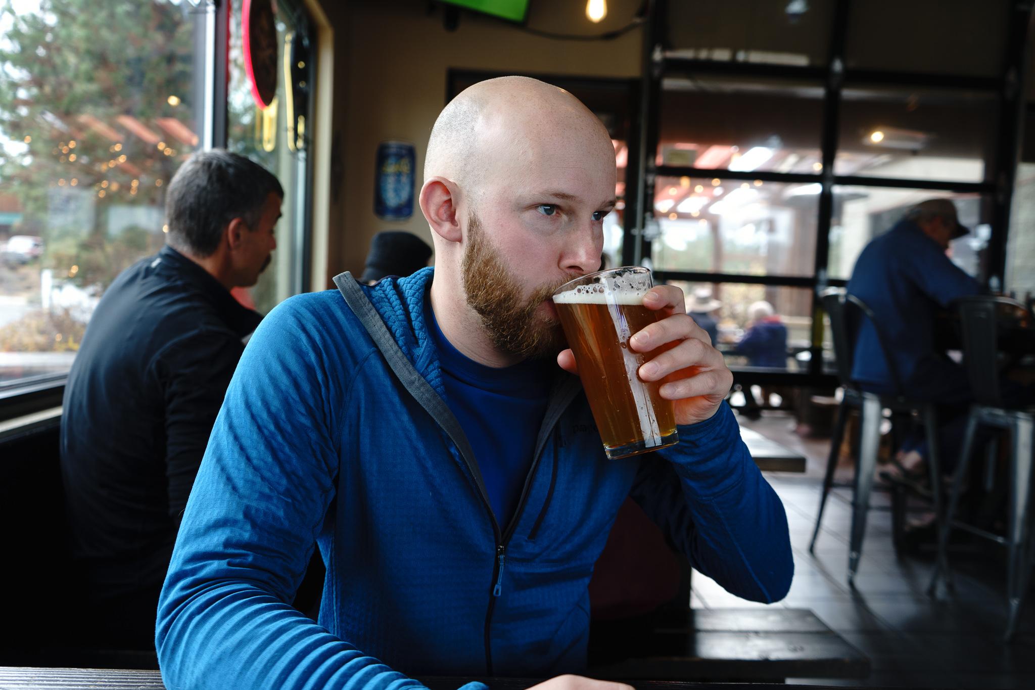Bend, Oregon - Beer, beer and more beer